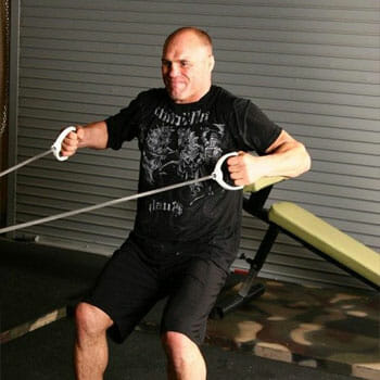 randy couture pulling resistance bands