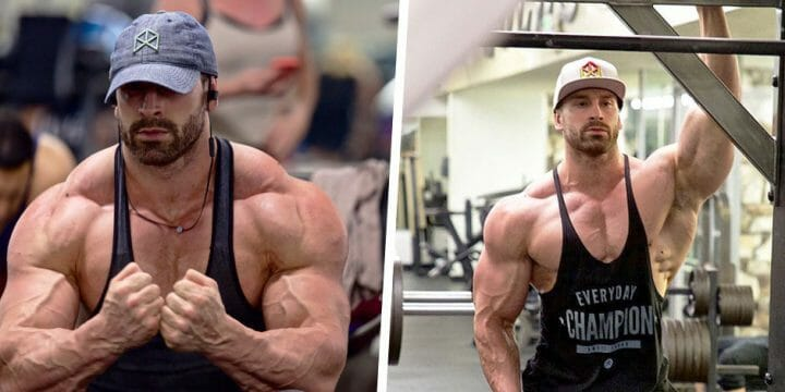 Your guide to Bradley Martyn's body care routine