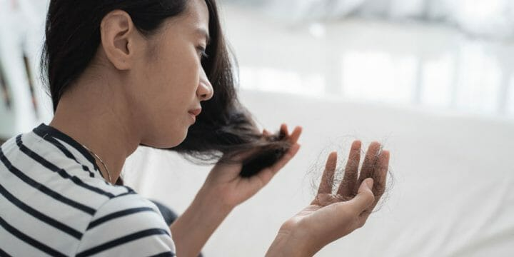 the effects of taking fat burners in hair loss