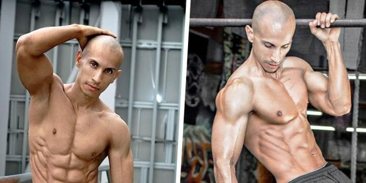 your guide to frank medrano's workout routine