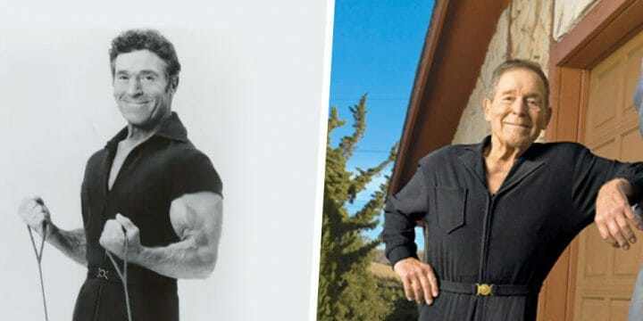 Your guide to Jack Lalanne's body care routine