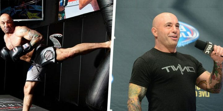 your guide to Joe Rogan body care routine