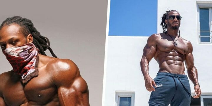 your guide to Ulisses Williams Jr body care routine