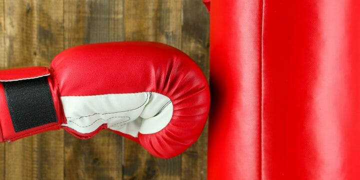 things you can fill into your punching bag