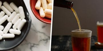 your guide to drinking fat burners and alcoholic beverages