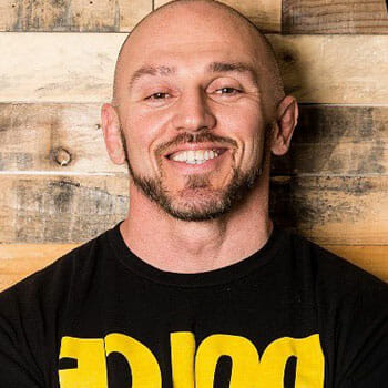 Mike Dolce smiling