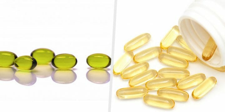 your basic guide to Algae and Fish Oil