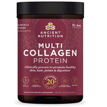 Ancient Nutrition Multi Collagen Protein Powder