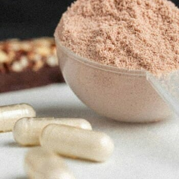 Close up image of different kinds of creatine