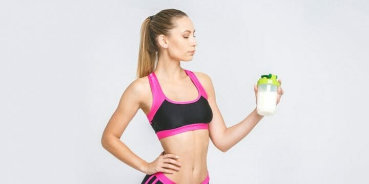 your guide to drinking protein shakes without workout
