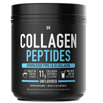 Sports Research Collagen Peptides Powder