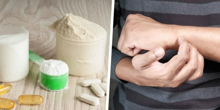 your guide to preworkout and itchiness