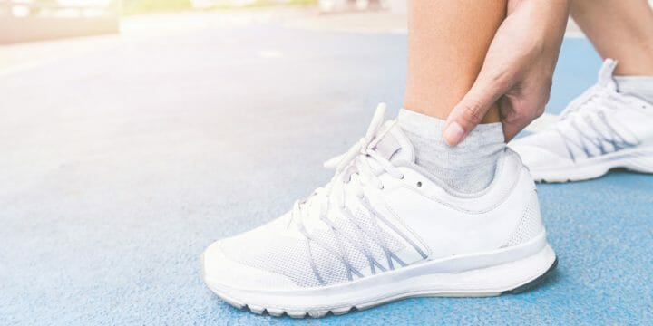 Your guide to ankle mobility