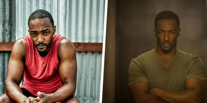 Your basic guide to Anthony Mackie's workout routine