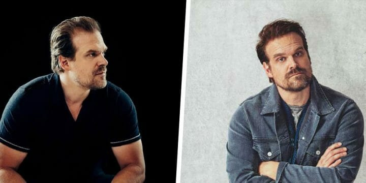Your guide to David Harbour workout routine
