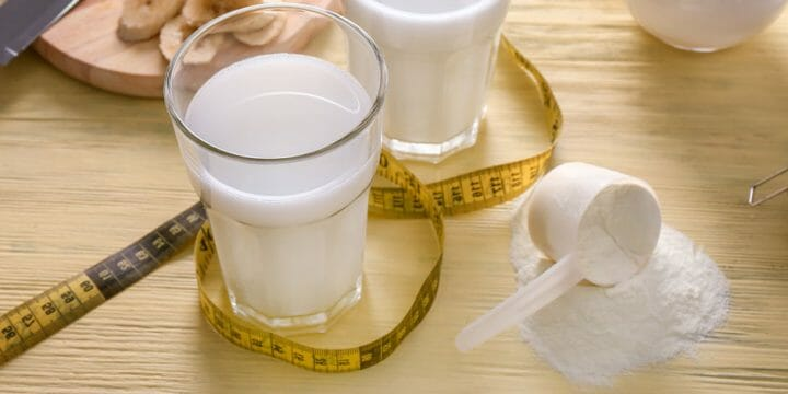 Your guide to whey and lactose