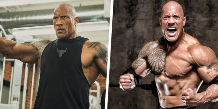 Your guide to Dwayne Johnson's workout routine
