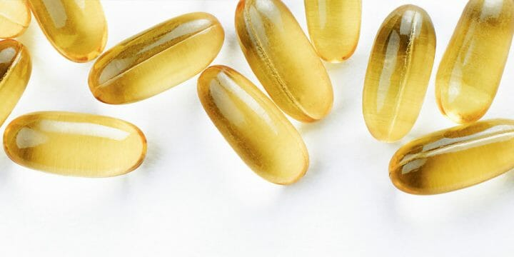 difference of fish oil and olive oil