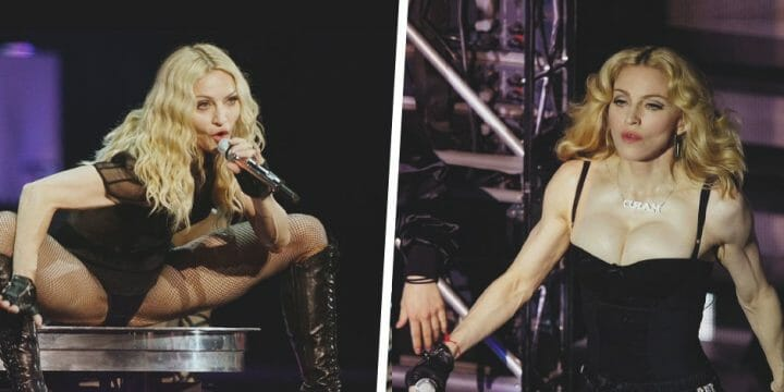 Your guide to Madonna's body care routine