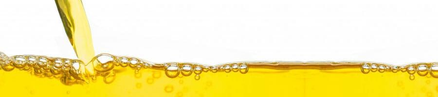pouring oil liquid