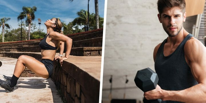 Your best guide to arm exercises and fat loss