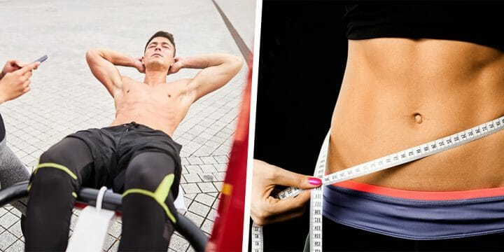 Your guide to Abs workout and belly fat