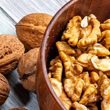 Different walnuts