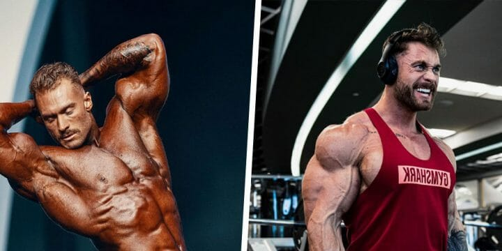 Your guide to Chris Bumstead and steroids