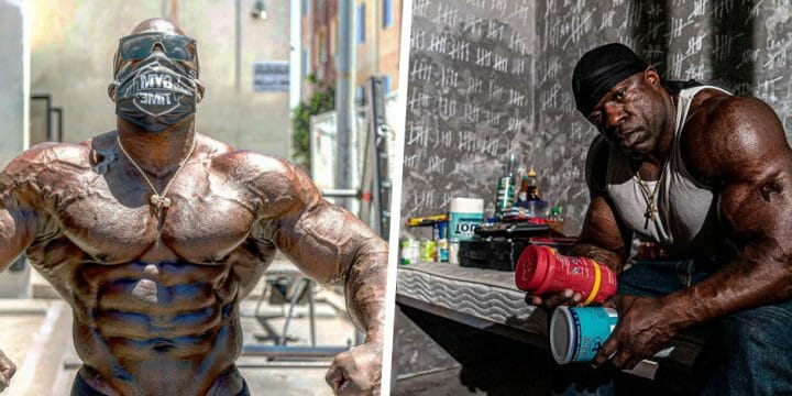 Your guide to Kali Muscle and if he's using steroids