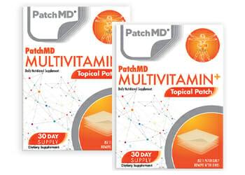 PatchMD Multivitamin Patch Wide
